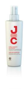 Energizing spray lotion
